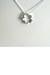 sterling silver jizo & chibi necklace