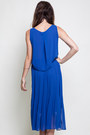 Chiffon-pleated-dress