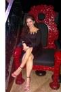 Zara-shoes-forever-21-shirt-zara-skirt-h-m-bracelet