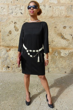 suiteblanco dress - suiteblanco bag