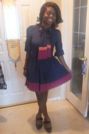 flowy no brand dress