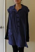 Kimchi&Blue dress - American Apparel tights