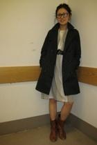 G-Star coat - vintage dress