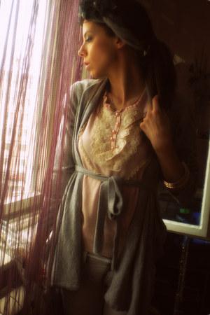 Accessorize accessories - Vero Moda panties - Mums xD cardigan - Vero Moda blous