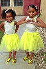 Yellow-neon-cotton-on-kids-dress-heather-gray-neon-cotton-on-kids-dress