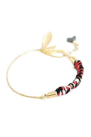 brass Kris Nations bracelet