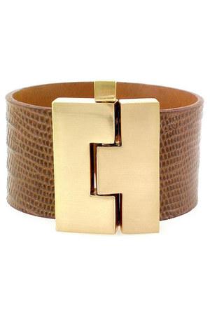 leather leighelena bracelet