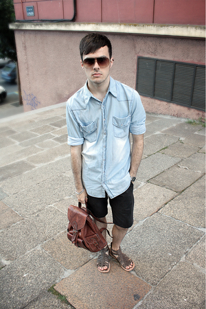 BLANCO shirt - Ulanka - vintage