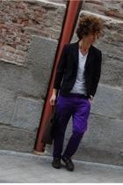 Junk Deluxe pants - Ralph Lauren blazer - H&M t-shirt
