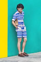 blue DANDYINNE shirt