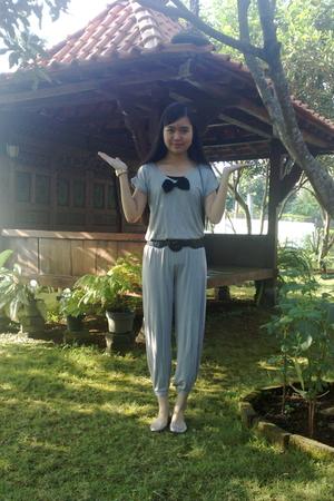 pants - belt