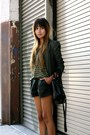 Bcbg-blazer-31-phillip-lim-bag-leather-kill-city-shorts-michael-kors-heels
