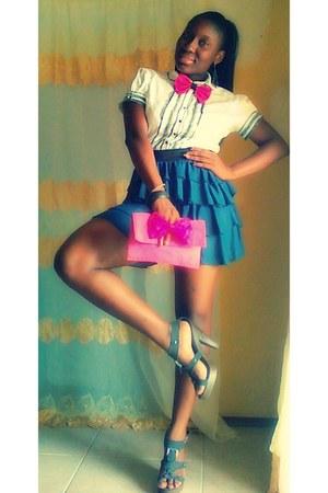 tie - skirt