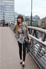 Zara-jacket-diy-bag-diy-belt