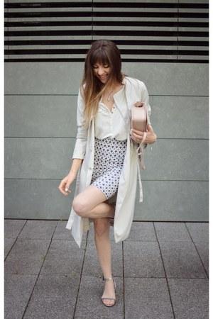 Zara skirt - Promod blouse