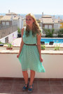 Aquamarine-matalan-dress-turquoise-blue-matalan-wedges