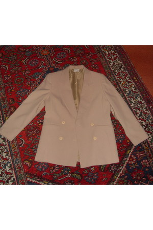 beige Secondhand blazer