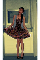 b52c040941 Bik Bok Little Black Dresses, Worn As Turban Scarves, , Like Cover ...