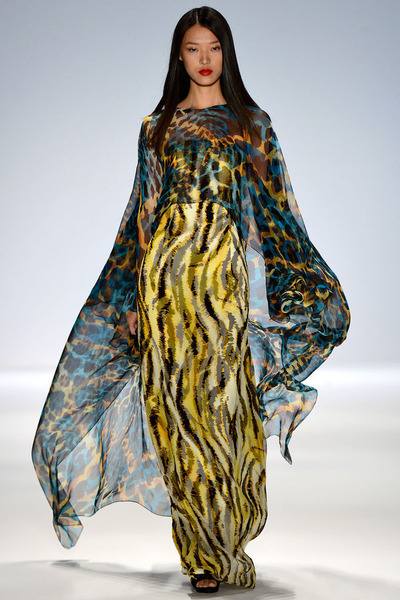 Carlos Miele dress