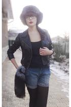 black Concept club jacket