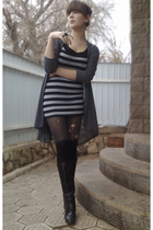 gray BDG dress