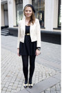 Golden-zara-blazer