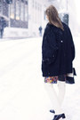 White-thigh-high-celine-boots-black-two-tone-monki-bag