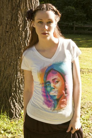 ijm top Sevenly t-shirt