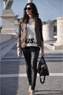 Brown-31-phillip-lim-jacket-ivory-zara-sweater-black-givenchy-bag