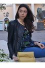 Light-yellow-jil-sander-bag-navy-mauro-grifoni-jacket-blue-gucci-panties