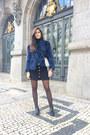Black-h-m-skirt