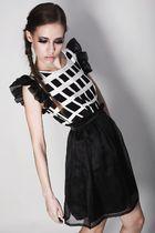 black Kisami dress