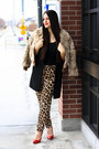 Vintage-coat-david-yurman-necklace-forever-21-pants-dolce-vita-heels