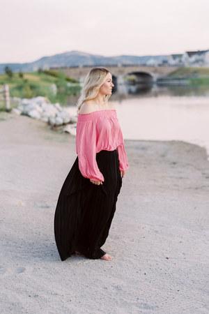 PinkBlush skirt
