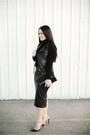 Shirt-bag-skirt-valentino-heels-vest