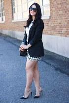 PROENZA SCHOULER bag - Rodarte t-shirt - Valentino heels