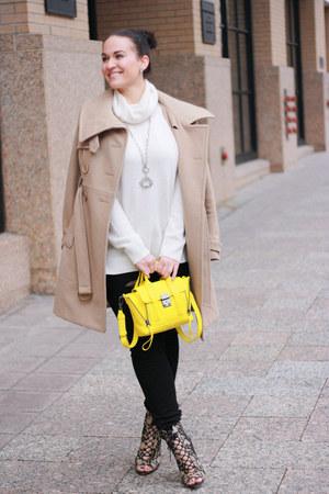 JCrew sweater - 31 Phillip Lim bag