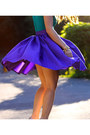 Ktrcollection-skirt-valentino-pumps