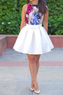 Ktrcollection-skirt-nude-t-strap-zara-pumps
