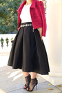 Ktrcollection-skirt-mesh-booties-brian-atwood-boots