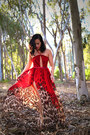 Red-ktrcollection-dress