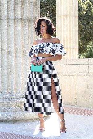 KTRcollection top - KTRcollection skirt