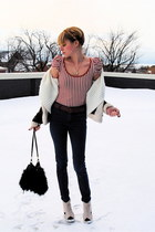 Jeffrey Campbell shoes - Forever 21 jacket - H&M shirt