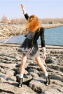 Forever-21-shoes-forever-21-skirt-h-m-dress-h-m-blazer