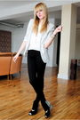 Forever-21-pants-deena-ozzy-shoes-forever-21-blazer