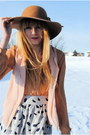 Vintage-hat-vintage-blouse-forever-21-skirt