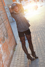 Black-gino-ventori-boots-black-dotted-lindex-tights-navy-jean-vila-shorts