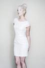 Animal-print-harve-benard-blazer-white-lace-kristines-collection-dress