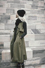 Black-vagabond-boots-dark-khaki-wholesalebuying-coat