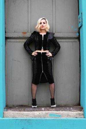 Kahri by KahriAnne Kerr skirt - Kahri by KahriAnne Kerr jacket